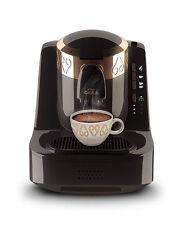 ARZUM OKKA  BLACK FULL AUTOMATIC TURKISH GREEK ITALIAN ESPRESSO COFFEE MAKER