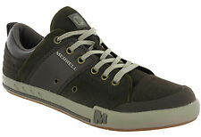 Merrell Mens Rant Dash Suede Leather Breathable Casual Sneaker Brown UK Size 7 (eu 41 US 7.5) 044212245606