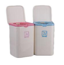 1pc x Japan YAMADA Mini Trash Can, Car Trash Can with Lid Wastebasket!!!!!!!!!!!