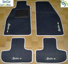 Decori ALFA ROMEO SPIDER 916 1995-2006 Tappeti AUTO 4 Block....25 Tappetini