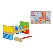 Eichhorn 100002221 - Color Klopfbank 10-teilig, Holz natur/bunt * NEU & OVP *