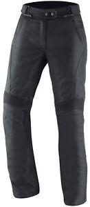 IXS Aurora Ladies Motorcycle Pants Black IN short Sizes Soltotex Z Liner