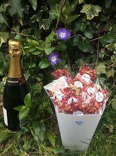 100 Rose Petal Confetti BAGS Natural Dried Real Biodegradable Weddings DIYUFIL