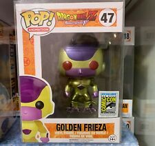 Pop Dragon Ball Z Resurrection F - Golden Frieza (Red Eyes) #47 SDCC 2015.