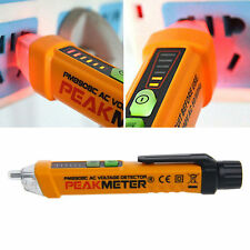 PM8908C 50-60Hz AC 12-1000V Non Contact Voltage Tester Pen Circuit Detector