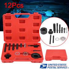 12x Pulley Puller & Installer Power Steering Pump Remover Alternator AC Tool Kit