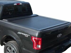 "Pace Edwards Switchblade Tonneau Cover For 04-18 Silverado Sierra 1500 5'8"" Bed"