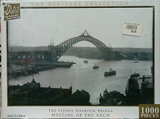 The Heritage Collection Sydney Harbour Bridge Meeting of The Arch Puzzle 1000pcs