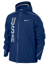 Nike Mens Hypershield Jacket Team USA Full Zip Waterproof #806908 Size XL NWT