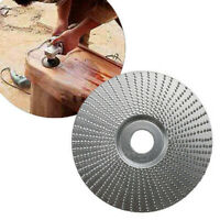 4 Inch Woodworking Carving Disc Milling Cutting Wheel For Angle Grinder Tools