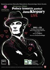 POLSCY TENORZY pamięci JANA KIEPURY _(CD+DVD)_