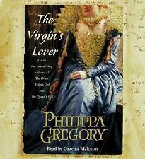 Earthly Joys: The Virgin's Lover Bk. 2 by Philippa Gregory (2004, CD, Abridged)
