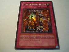 YU GI OH  Trap of Board Eraser PGD-099 Super Rare