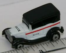 Micro Machines FORD MODEL T TOURING POLICE