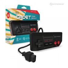 """New """"Cadet"""" Premium Gamepad Controller for Nintendo NES - BLACK"""