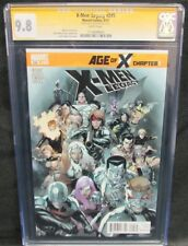 X-Men: Legacy #245 (2011) CGC SS 9.8 Signed By Clay Mann Y531