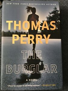 New The Burglar, Hardcover by Perry, Thomas first Edition