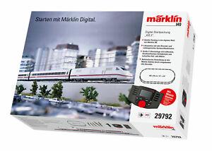 "Märklin H0 29792 Digital-Startpackung ""ICE 2"" der DB AG ""mfx / Sound"" NEU + OVP"