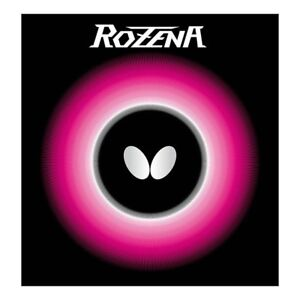 Butterfly New Table Tennis Rubber Rozena 2.1mm