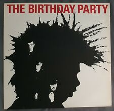 """The Birthday Party 12"""" EP Release the Bats Mr Clarinet Nick Cave"""