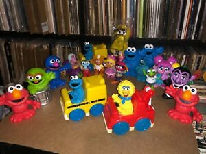 Lot Of Muppets Figure Toys Muppet Babies & Sesame Street