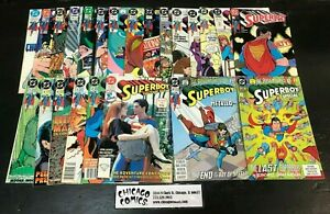 Superboy #1-22 + Special COMPLETE 1990 SERIES! DC Comics VG-VF Moore Mooney