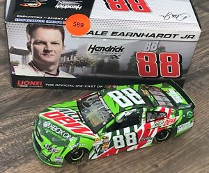 2013 Dale Earnhardt Jr ELITE Xbox One SIGNED 1/24 Diecast 72 MADE!!! VERY RARE