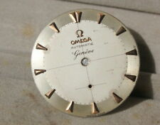 "RARE OMEGA AUTOMATIC GENEVE VINTAGE WATCH DIAL ""GCB"" cal.491"