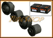 ROCA 98-99 GS300 GS400 GS FRONT L&R LOWER CONTROL ARM BUSHING KIT OE OEM STOCK