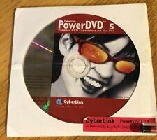 Cyberlink PowerDVD 5