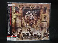 EDEN'S CURSE Live With The Curse + 1 JAPAN 2CD Powerquest Alogia Cry Havoc