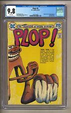 Plop! #5 (CGC 9.8) White pages; Bernie Wrightson art; DC Comics; 1974 (c#26431)