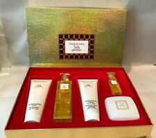 Elizabeth Arden 5th Avenue Gift Set Toilette 1.7 Spray Lotion Gel