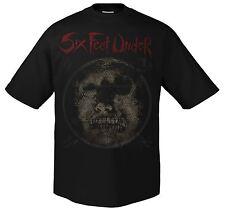 SIX FEET UNDER - Rotten Head - T-Shirt - Größe Size M - Neu