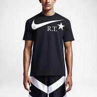 Nike NikeLab x RT Men/'s T-Shirt Black 889975 010 Size L XL 2XL NWT