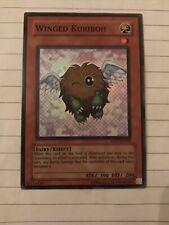 Winged Kuriboh Super Rare (winking)