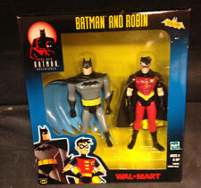 NEW BATMAN ADVENTURES BATMAN AND ROBIN ACTION FIGURE 2-PACK HASBRO WORLDS FINEST