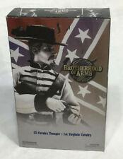 Sideshow Legendary Icons Civil War C.S. Cavalry Trooper 1st Virginia Figure Doll