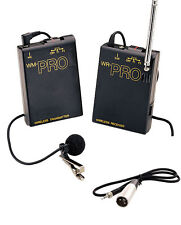 Pro EX1R WLM XLR M wireless lavalier mic for Sony XDCAM PMW 100 200 160 EX3 F3K