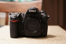 Nikon  D300 12.3MP Digital SLR Camera - Black