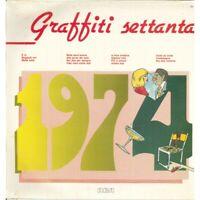 Aa.vv. LP Vinyl Graffiti Settanta 1974 / Rca CL 71564 Sealed