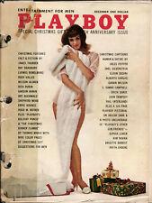 PLAYBOY US 12/1962 Dezember / December - Arlene Dahl + Sophia Loren + Bardot