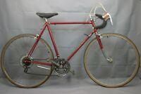 Maserati MT-11 Vintage Touring Road Bike Large 58cm Balilla Lugged Steel Charity