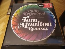 Tom Moulton - Philly ReGrooved Special Vinyl Edition 8LP VINYL NEW & SEALED 8xLP