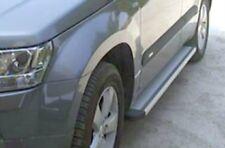 SUZUKI GRAND VITARA 2005  PEDANA ALLUMINIO 4 PORTE STD mod.05/07/09/13