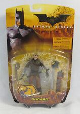 Batman Begins Movie Ducard Brown shirt  S30-5,11