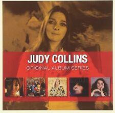 JUDY COLLINS ORIGINAL ALBUM SERIES Original Audio Music CD Hits Track New Sealed