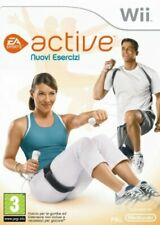 EA Sports Active: More Workouts (Wii).