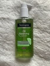 BN Neutrogena Oil Balancing Facial Wash 200ml OIL FREE