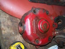 Farmall Cub IH tractor disc disk brake cover housing  355969R2